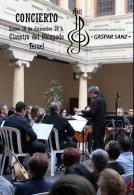 """Concierto Agrupación Laudística """"Gaspar Sanz"""""""