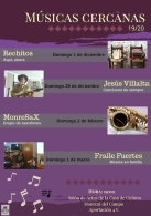 Músicas Cercanas