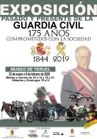 """La Guardia Civil de Aragón presenta la exposición """"Pasado y Presente de la Guardia Civil. 175 años al servicio de la Sociedad"""""""