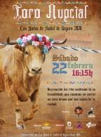 Toro Nupcial de Las Bodas de Isabel 2020