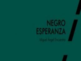"""Prorrogada hasta enero la exposición """"Negro Esperanza"""" de Miguel Ángel Encuentra"""