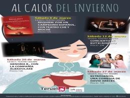 El Ayuntamiento de Teruel retoma la actividad cultural en el Teatro Marín