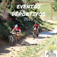 Calendario eventos deportivos 2016