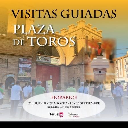 Visitas guiadas a la Plaza de Toros de Teruel