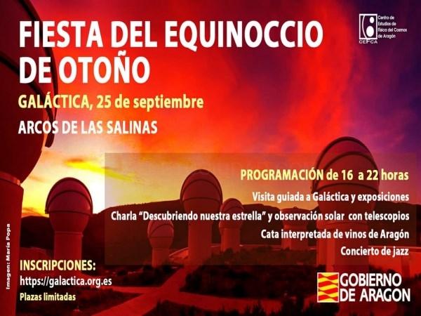 Fiesta del Equinoccio de Otoño en Galáctica