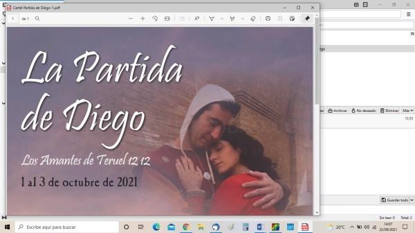 Partida de Diego 2021