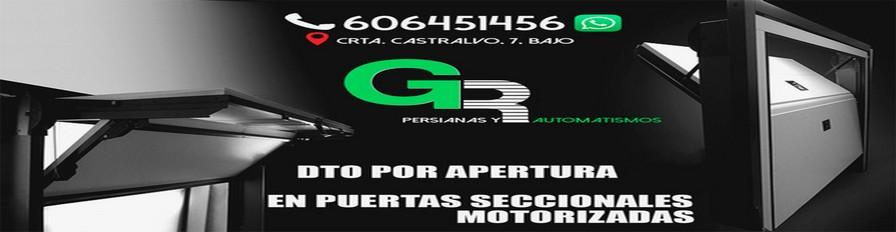 PERSIANAS Y AUTOMATISMOS GR