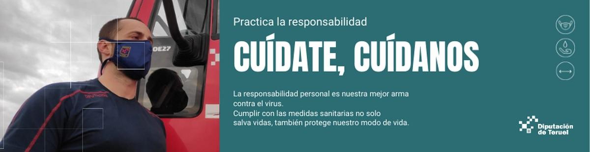 DPT, CAMPAÑA CUÍDATE, CUIDANOS 2021