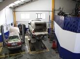 Talleres de chapa y pintura, Talleres mecánicos para automóviles y motocicletas