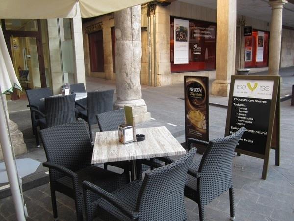 Cafetería Isaviss