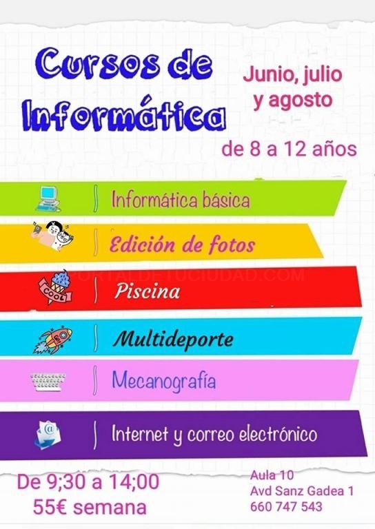 Cursos de informática en Teruel