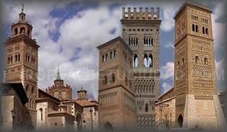 Mud jar de teruel patrimonio mundial arquitectura y for Arquitectura mudejar