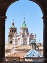 Cimborrio de la Catedral de Teruel