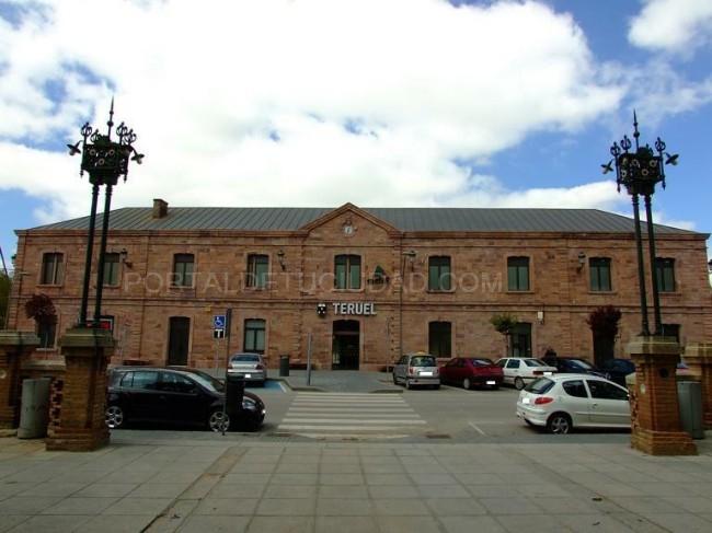 Estación de ferriocarril de teruel