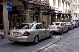 Taxi en Teruel