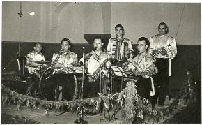 ESPARRELLS Y SUS MUCHACHOS-1958