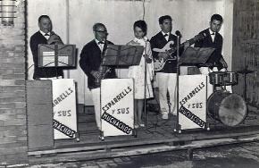 ESPARRELLS Y SUS MUCHACHOS-1964