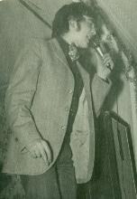 1972-Vocalista KLAN LUWY