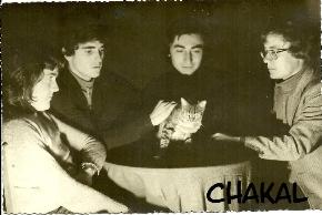 1973- CHAKAL