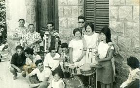 1967-Con las fans