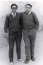 1964-Con Miguel López Corella