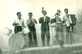 1968-Gorrión, Juanico,Florián Mengod, Pala, Ceferino