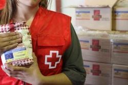 Voluntarios de Cruz Roja han recogido en Teruel más de 17.000 desayunos y meriendas ConCorazón