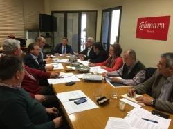 La Cámara de Comercio sigue pidiendo inversiones en el ferrocarril