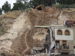 Técnicos externos al Consistorio evaluarán  los daños en las viviendas afectadas