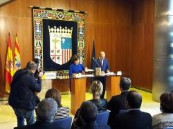 El Gobierno suscribe el nuevo convenio para el Fondo de Inversión de Teruel con la Comunidad Autónoma de Aragón