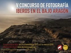 V Edición del concurso de fotografía Iberos en el Bajo Aragón