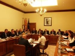 La Diputación Provincial de Teruel aprueba el presupuesto de 2018 que asciende a  56,6 millones de euros