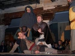 Los Amantes de Teruel emocionan una vez más en su reencuentro