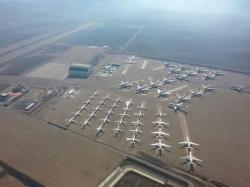 El aeropuerto celebrará por todo lo alto su colosal crecimiento en 5 años de actividad