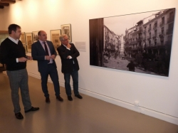 El Museo de Teruel recuerda, mediante textos, fotografías, vídeos y objetos, la Batalla de Teruel