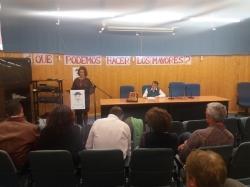 El Centro de Día Santa Emerenciana celebra el Día del Libro leyendo el Quijote
