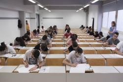 El 80,26 % de los alumnos turolenses que se han presentado en septiembre a las pruebas de Evaluación para el Acceso a la Universidad logran aprobar