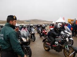 La DGT pone en marcha un dispositivo especial por el Gran Premio de Aragón de Motociclismo en Motorland