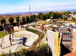 Más de 7.300 personas han visitado Territorio Dinópolis durante este Puente del Pilar