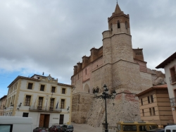 Ganar-Montalbán, preocupado por la acumulación de agua en el subsuelo de la plaza Castel