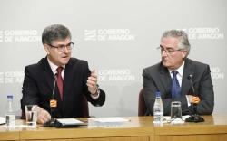 DGA aprueba un convenio de 104.000 euros para el desprendimiento de Alcañiz