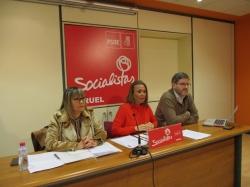 """Mayte Pérez: """"Estos Presupuestos del Estado son los mejores para la provincia de Teruel desde el año 2011"""""""