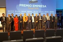 El Premio Empresa Teruel ya conoce a sus cuatro empresas finalistas