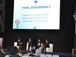 El proyecto Genius Loci es reconocido como una buena práctica turística  por parte de la Comisión Europea
