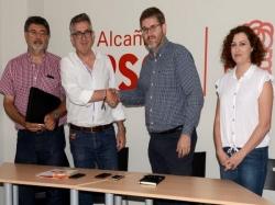 El socialista Urquizu será alcalde de Alcañiz con el apoyo de Ciudadanos e IU