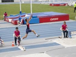 Buen Campeonato de España Sub16 en pista de los jóvenes de Anymafys-Atlética Turolense