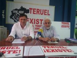 Teruel Existe concurrirá a las próximas elecciones generales como agrupación de electores