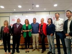El PSOE presenta sus listas por Teruel con una llamada a