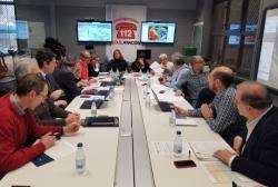 El Gobierno de Aragón coordina los trabajos para terminar de abrir accesos a todos los municipios y mantiene el nivel 2 de emergencia