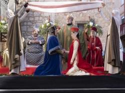 Isabel de Segura contrae matrimonio con don Pedro de Azagra contra su voluntad